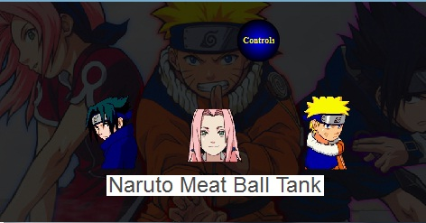 Naruto Meat Ball Tank